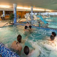 Zenit Wellness Hotel Balaton, hotel Vonyarcvashegyen