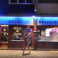 Le Sleeping, hotel in Boulogne-sur-Mer