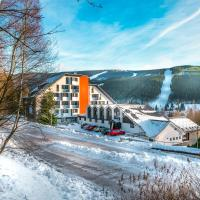 Wellness Hotel Astra, отель в городе Шпиндлерув-Млин