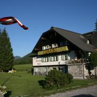 Hotel Harrida, hotel in Weissensee