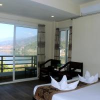 Hotel The Coast, отель в Покхаре