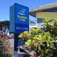 Seabird Lodge Fort Bragg, hotel in Fort Bragg