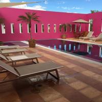 Hotel Boutique Casareyna, hotel in Puebla
