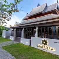 Jamadevi Lamphun, hotel in Lamphun