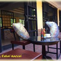 Baan Sabai Maesai, hotel in Mae Sai
