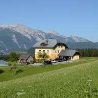 Appartementhaus Oberlehen, hotel in Abtenau