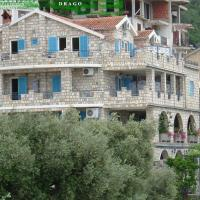 Apartments and Rooms Drago, hotel in Sveti Stefan