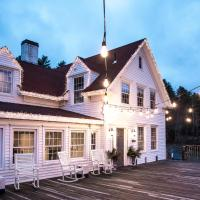 Russell House Bed and Breakfast, hotel in Boothbay Harbor