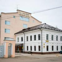 Гостиничный Комплекс Баккара, отель в Ярославле