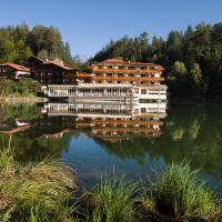 Parkhotel Tristachersee, Hotel in Lienz