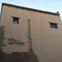 Casa Salto de Roldán, hôtel à Apiés