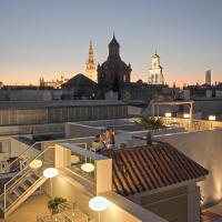 Hotel Rey Alfonso X, hótel í Sevilla