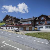 Hotel Hulfteggpass, hotel in Mühlrüti