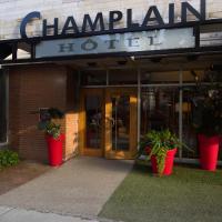 퀘벡에 위치한 호텔 호텔 샹플랭