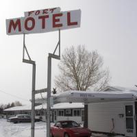 Fort Motel, hotel em Fort Saskatchewan