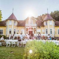 STF Villa Söderåsen B&B, hotell i Röstånga