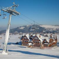 Hotel Zawrat Ski Resort & SPA, hotel in Białka Tatrzańska