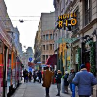 Hotel Rio, hotel i Milano