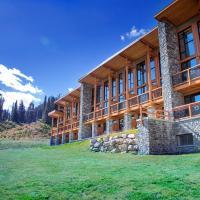 Sunshine Mountain Lodge, hotel em Banff