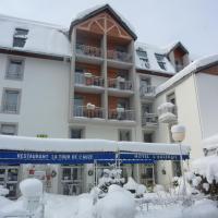 Logis Hôtel L'Auzeraie, hotel in Ax-les-Thermes