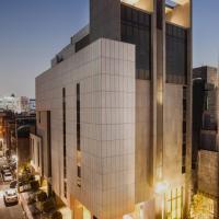 Hotel Gaden, hotel en Suwon