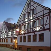 Hotel Krone, Hotel in Tauberrettersheim