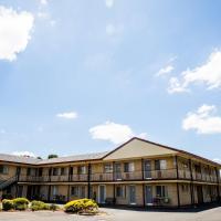 Lilac City Motor Inn & Steakhouse, hotel in Goulburn