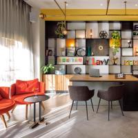 Prima City Hotel – hotel w Tel Awiwie
