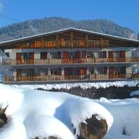 Le Giffre And Clesson, hotel in Samoëns