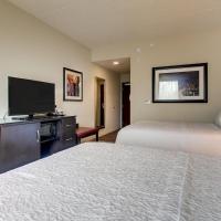 Hampton Inn & Suites Greenville Airport, hotel near Greenville-Spartanburg International Airport - GSP, Greenville