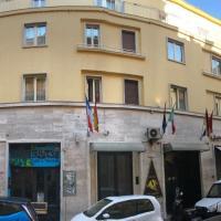 Hotel Pyramid, hotel en Aventino, Roma