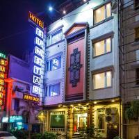 Hotel Sunstar Heritage – hotel w Nowym Delhi