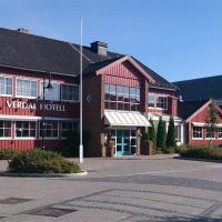 Verdal Hotell, hotel in Verdal