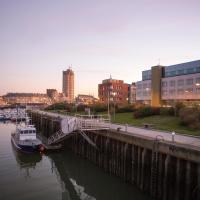 Hôtel Les Gens De Mer Dunkerque by Popinns, hotel v destinaci Dunkerque
