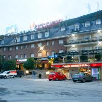 Hotel Valcarce Camino de Santiago, hotel in La Portela de Valcarce