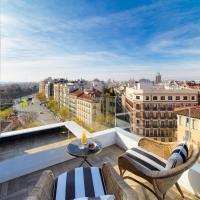 H10 Puerta de Alcalá, hotel in Madrid