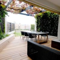V&A Waterfront Garden Apartment