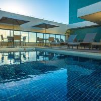 Mais Hotel Aeroporto Salvador, hotel in Lauro de Freitas