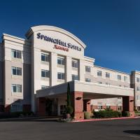 SpringHill Suites by Marriott Portland Vancouver