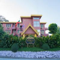 Cinderella Hotel, hotel in Mawlamyine