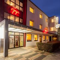 Centro Hotel Goya, hotel in Wolfsburg