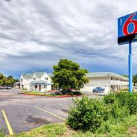 Motel 6-Wheat Ridge, CO - West - Denver North