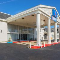 Motel 6-Vicksburg, MS, hotel in Vicksburg