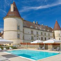 Hôtel Golf Château de Chailly, hôtel à Chailly-sur-Armançon