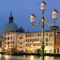 Hotel Carlton On The Grand Canal, hotel in Venice
