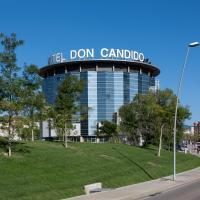 Don Cándido 4* Sup, отель в городе Тарраса