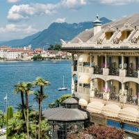 Hotel Villa e Palazzo Aminta, hotel in Stresa