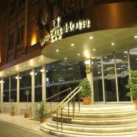Grand Ezel Hotel, hotel in Mersin