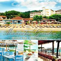 Maniatis Garden, хотел в Achladies
