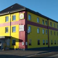 Viesnīca Rheinauer Hof - Das Hotel am Riedweg pilsētā Manheima